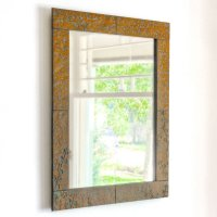 Cottage Wall Mirror: Aspens