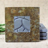Natura Coasters: Baked Earth