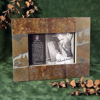 4x6 Picture Frame: Cabin