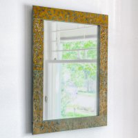 Cottage Wall Mirror: Blank