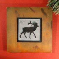 Wall Art Single: Elk