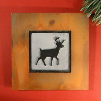 Wall Art Single: Deer