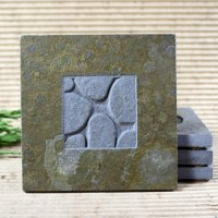 Natura Coasters: River Rock