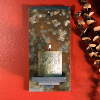 Candle Wall Sconce: Blank