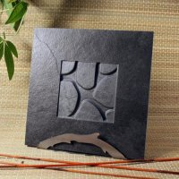 Natura Trivet / Hot Plate: River Rock