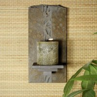 Natura Wall Sconce: Woodland