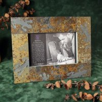 5x7 Picture Frame: Geckos